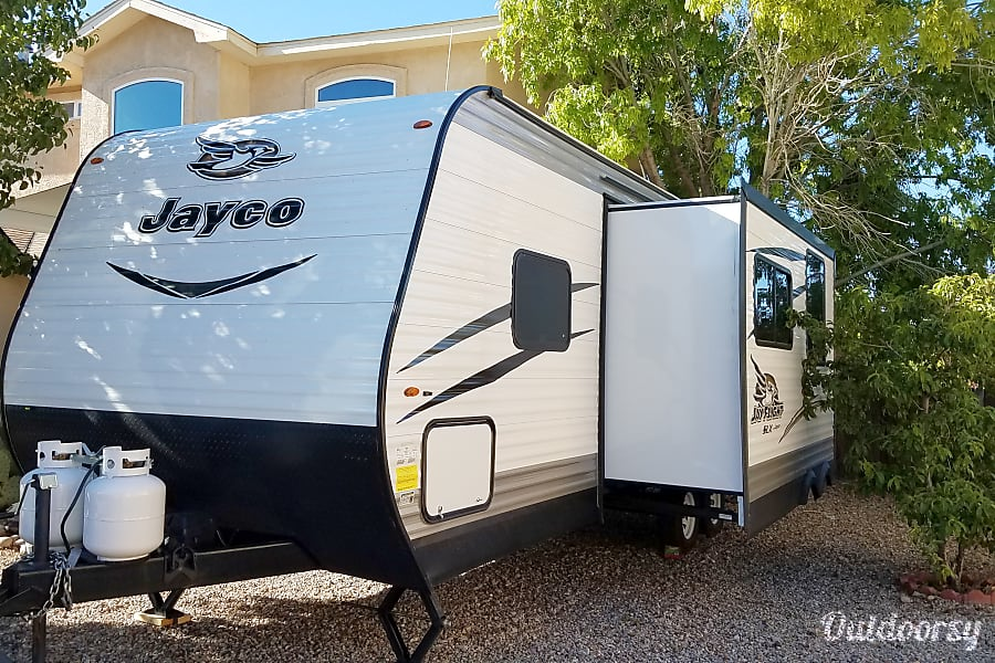 exterior 2017 Jayco Jay Flight SLX Albuquerque, NM