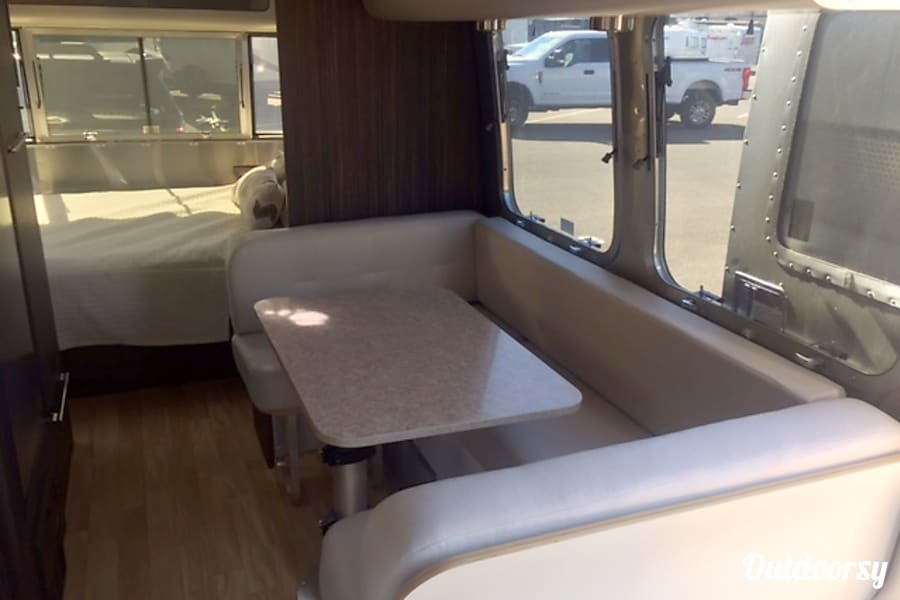 2017 Airstream International Serenity 23ft-codenamed CHARLENE Petaluma, CA