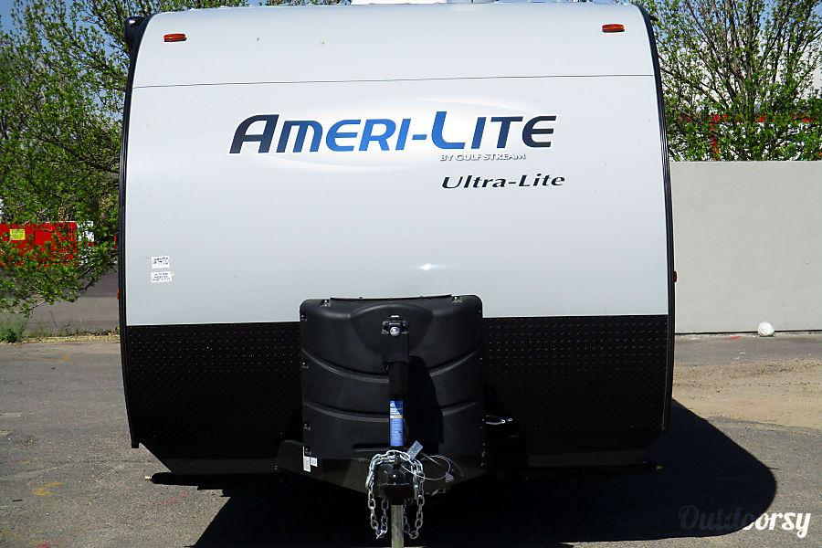 exterior 2017 Ameri-Lite 248BH Denver, CO