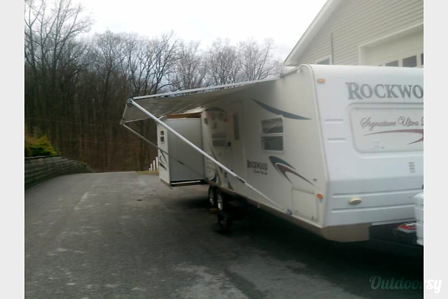 2008 rockwood ultralight. Delivery to your campsite! Honey Brook, PA