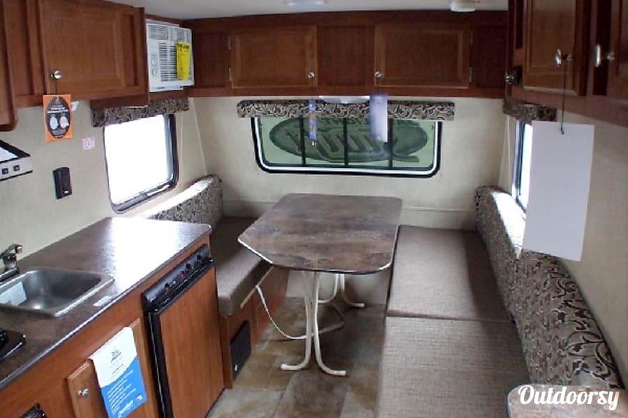 interior 2014 Jayco 165rb Savage, MN