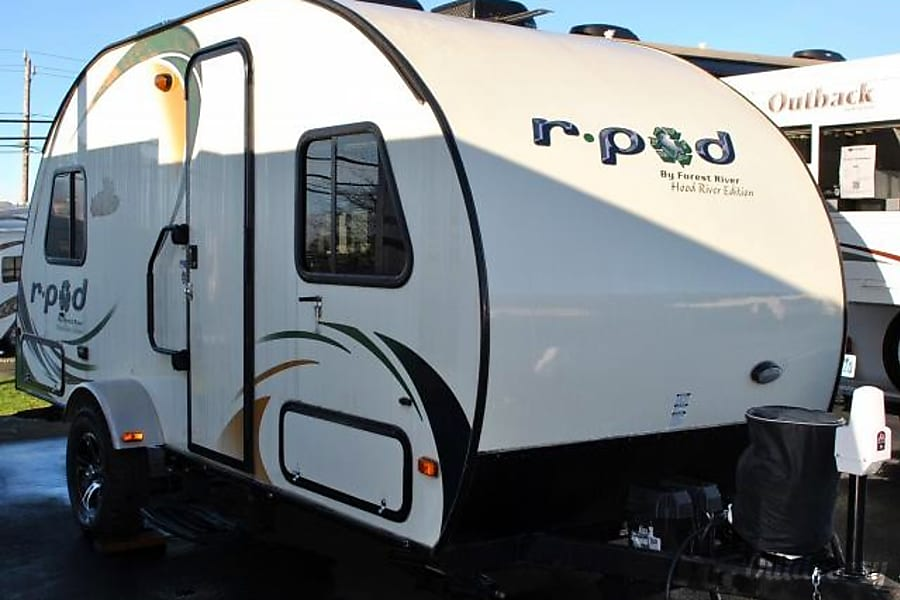 2014 Forest River R-Pod w/Slideout Placerville, CA