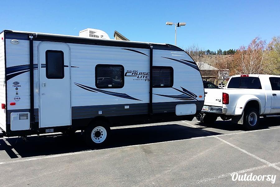 exterior Couples Retreat Payson, AZ
