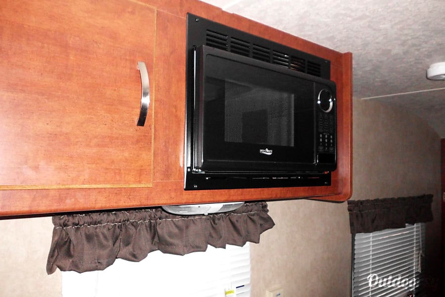 Couples Retreat Payson, AZ Microwave