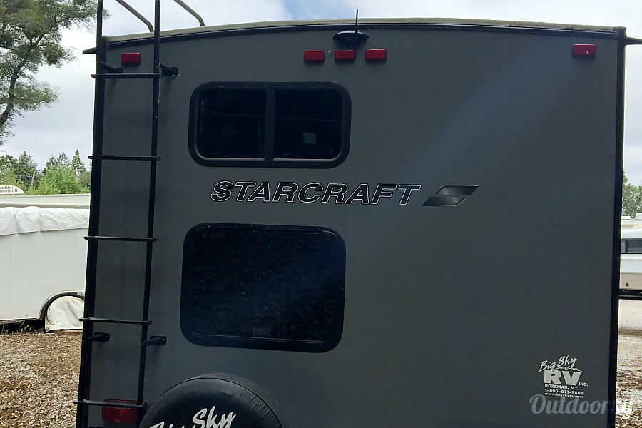 2017 Starcraft Launch Great Falls, Montana