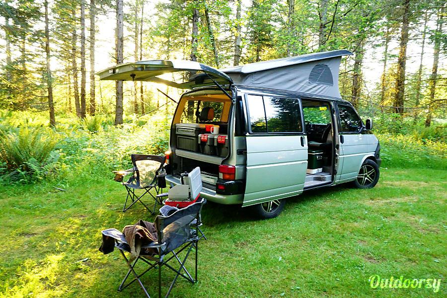 The Big Zip: Eurovan Weekender Portland, OR