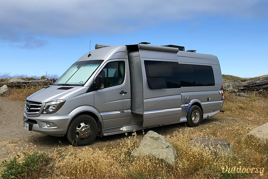 exterior 2016 Winnebago Era Camper Van, Your Private Chariot Santa Rosa, CA
