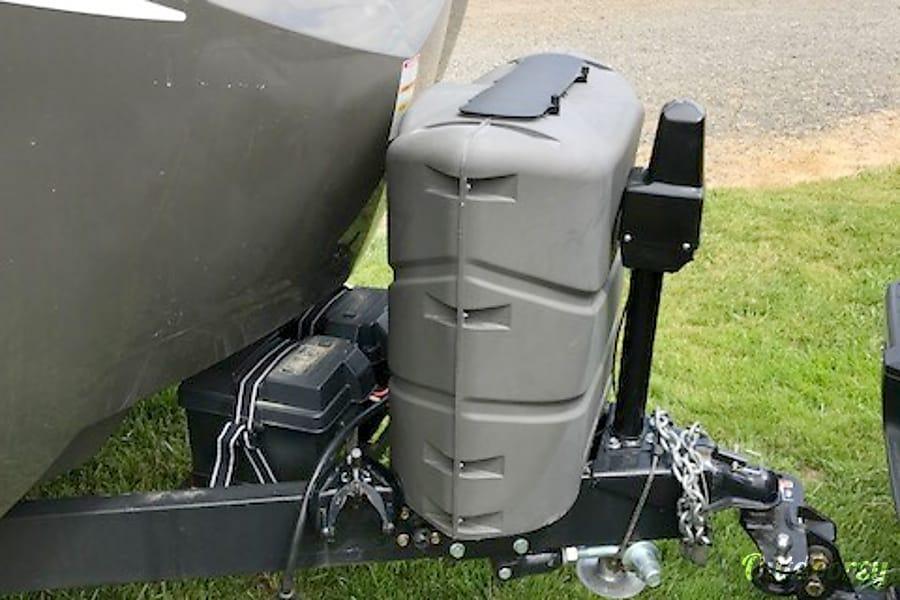 $99 Fall Special-2014 Keystone Outback Ridgefield, Washington Two full size propane tanks