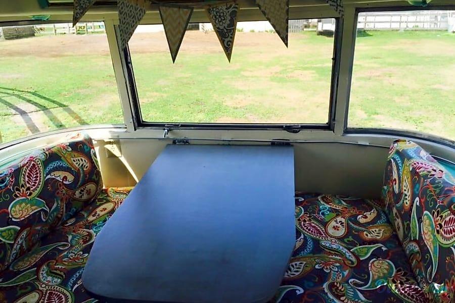 interior 1974 Airstream Argosy Osteen, FL