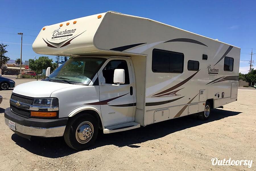 exterior 2014  28 Ft Coachmen Freelander NO SLIDE Santa Clara, CA