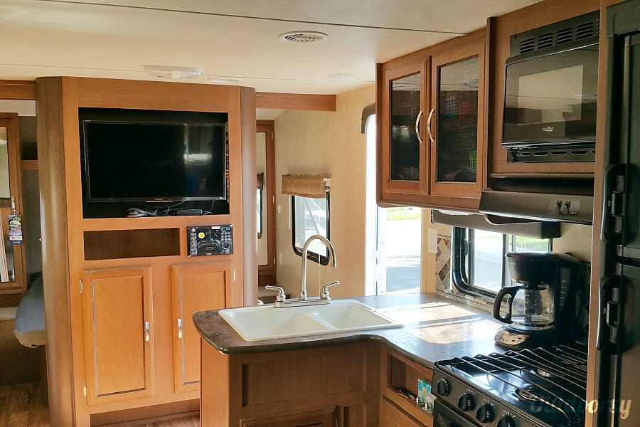 interior 2016 Forest River Salem Cruise Lite Reno, NV