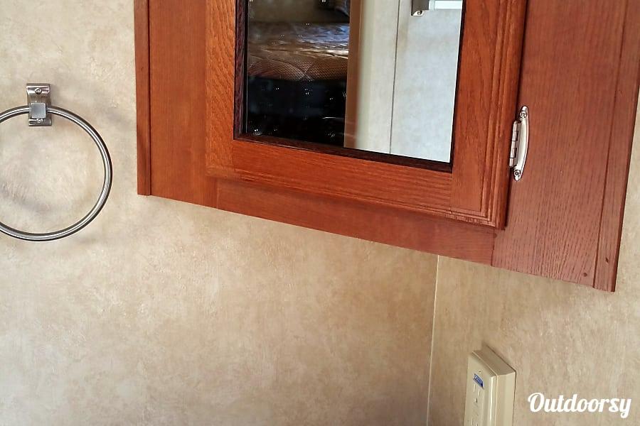2016 Forest River Salem Cruise Lite Reno, NV Vanity, Sink, Private bathroom