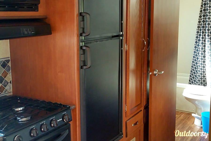 2016 Forest River Salem Cruise Lite Reno, NV Refrigerator, Wardrobe
