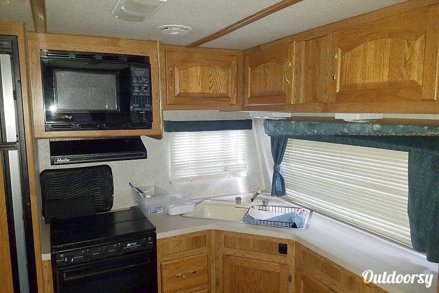1996 Damon Challenger 5th wheel trailer Parker, CO