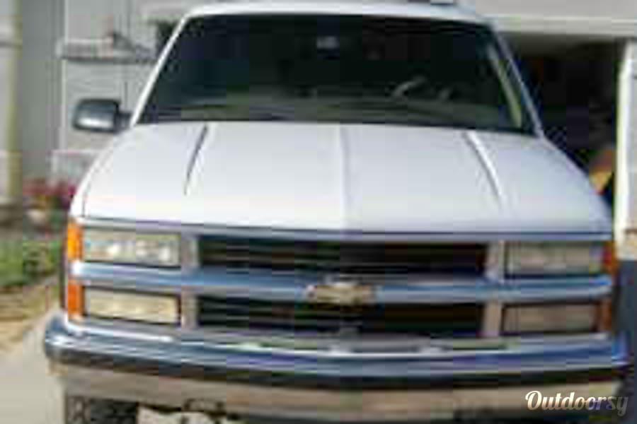 exterior 2004 Chevrolet Suburban - Tow Vehicle Phoenix, AZ