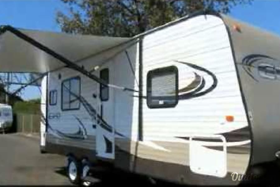 Spacious 2014 Forest River Evo T2360 Livermore, CA