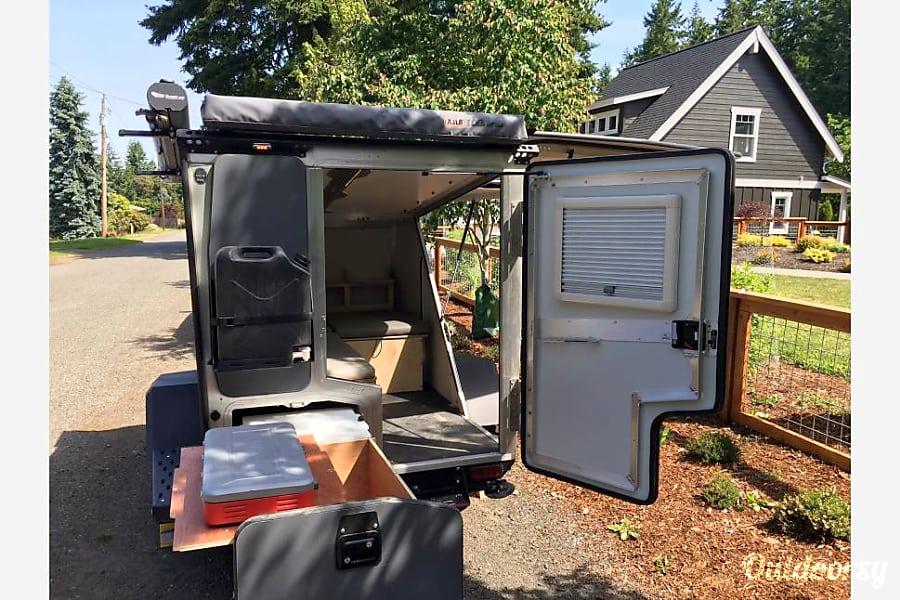 Outbound Rigs 2017 Taxa TigerMoth Trek Seattle, WA