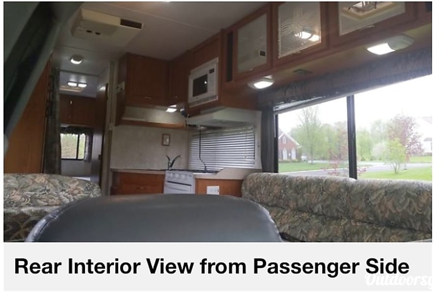 interior 2004 Coachmen Shasta Hollister, CA