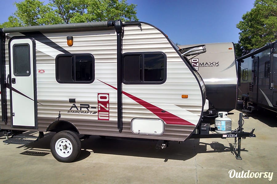 exterior Lightweight for SUVs - Comfortable Camper Littleton, CO