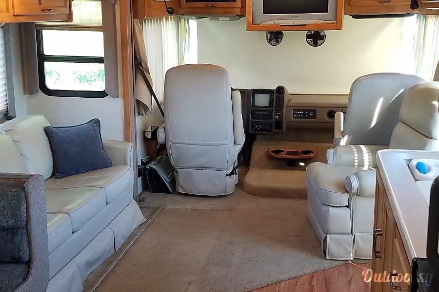 interior OBX Bounder Kitty Hawk, North Carolina