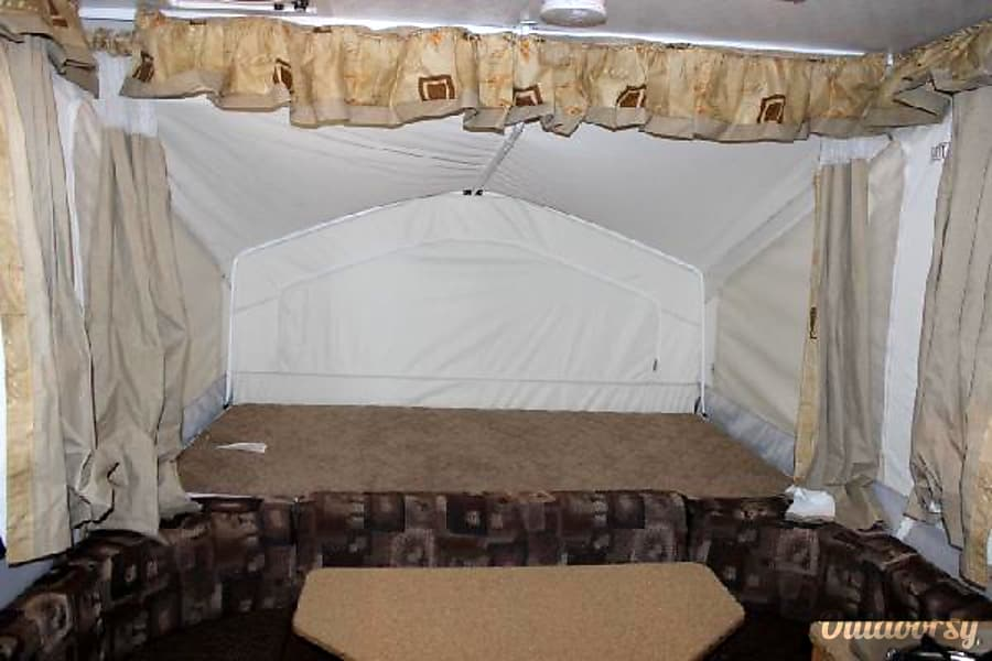 interior 2011 Forest River Rockwood Freedom savage, MN