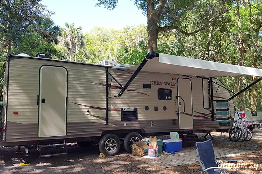2016 Forest River Cherokee Grey Wolf Jacksonville, FL