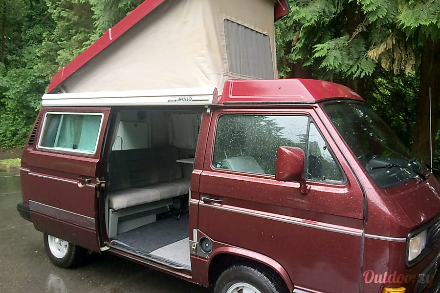 1991 Volkswagen Westfalia Seattle, WA