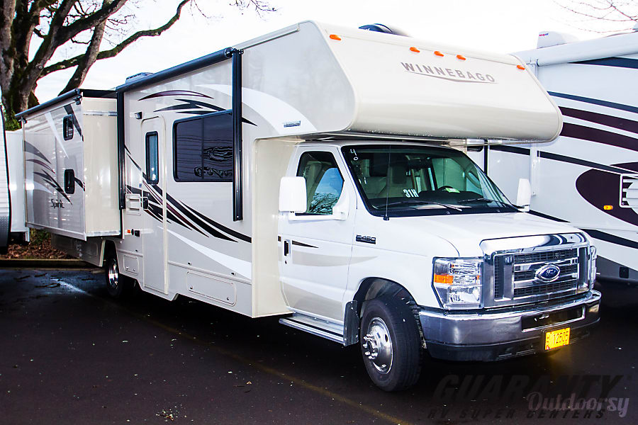 WINNEBAGO SPIRIT 31H Bunkhouse Junction City, OR