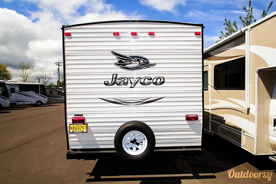 JAYCO JAYFLIGHT SLX 264BHW Junction City, OR