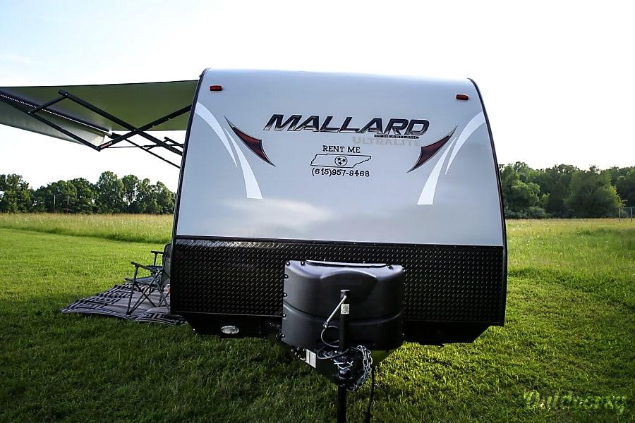 exterior 2018 Heartland Mallard M185 Murfreesboro, TN