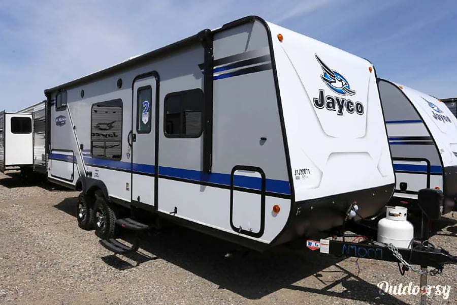 2018 Jayco Jay Feather 22 BHM Denver, CO