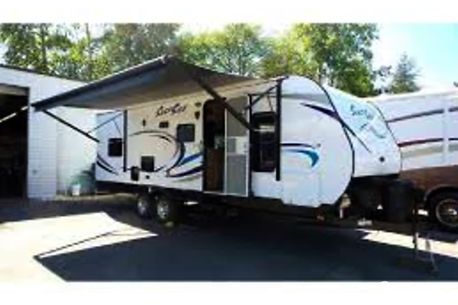 exterior 2015 Pacific Coachworks Sufside 2650 Phoenix, AZ