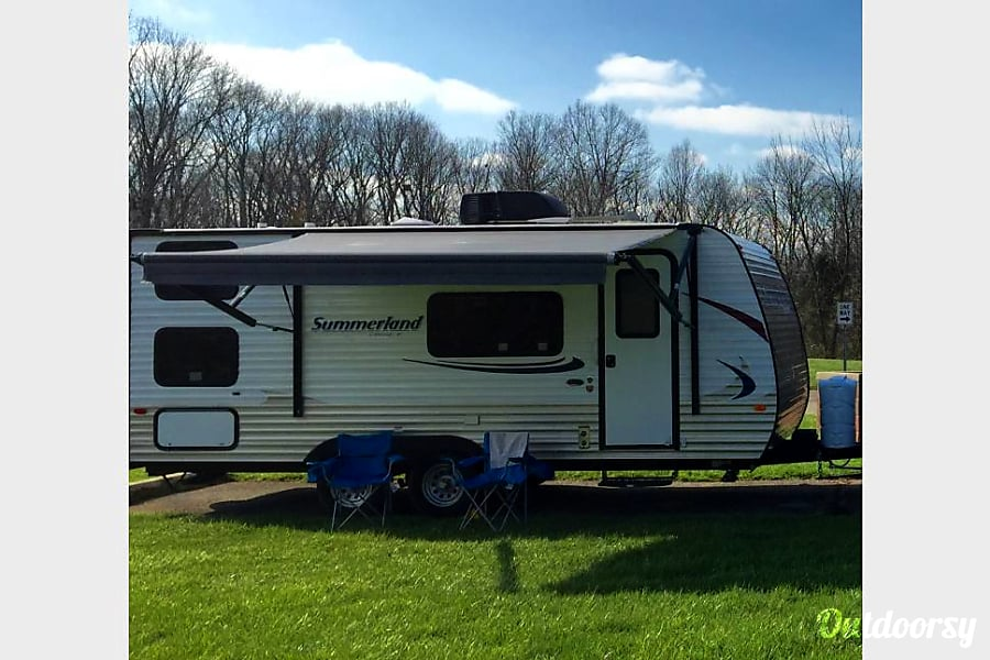 Camp Like a Lumber Jack, sleep like Royalty Spring Valley, Ohio