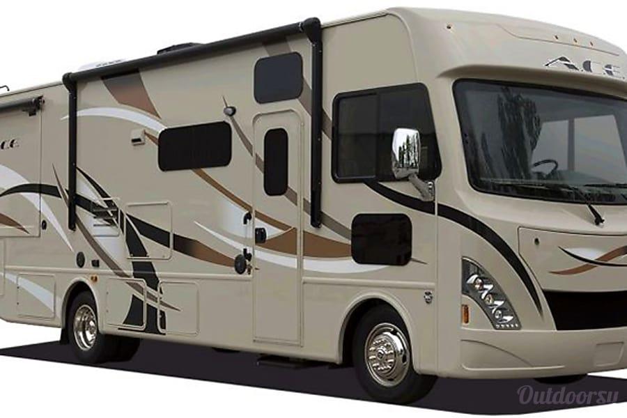 2016 Thor Motor Coach ACE 30.1 Montebello, CA