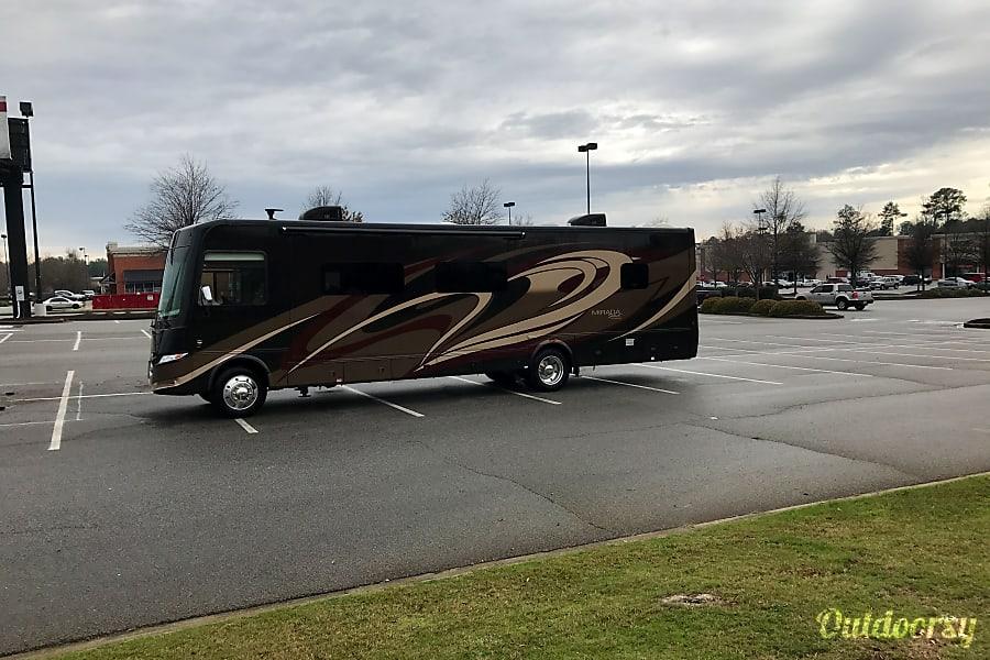 exterior 2016 Coachmen Mirada Select 37 LS Marietta, GA