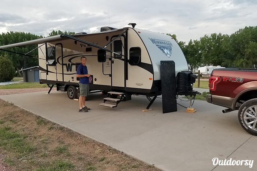 Take the great American road trip in a new 2017 Winnebago! Monument, CO