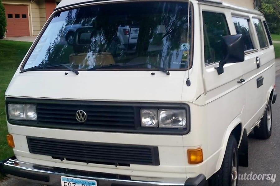 1986 Volkswagen Westfalia Minneapolis, MN