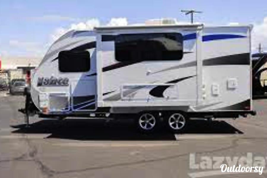 exterior 2014 Lance 1685 Tucson, Arizona