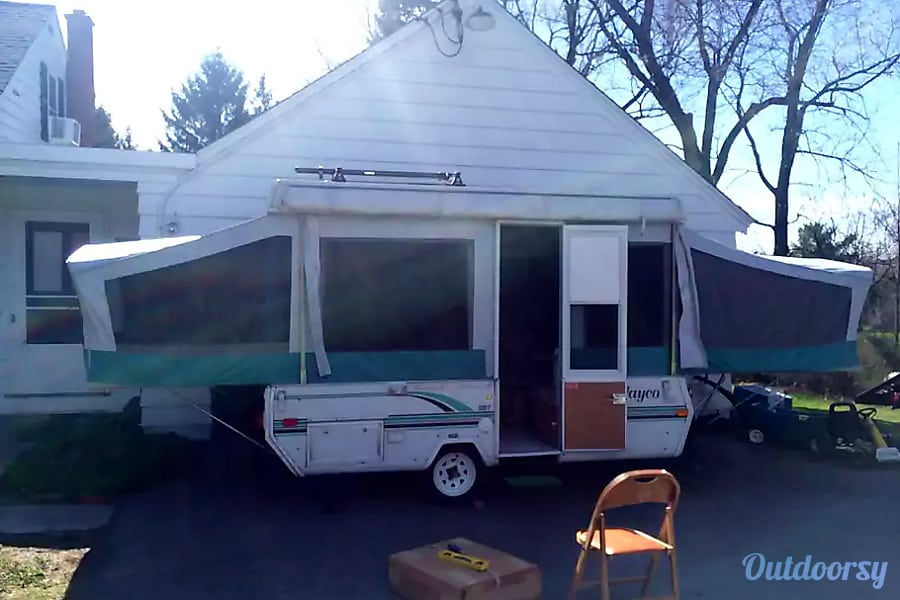 1995 Jayco Jay Feather Ithaca, NY