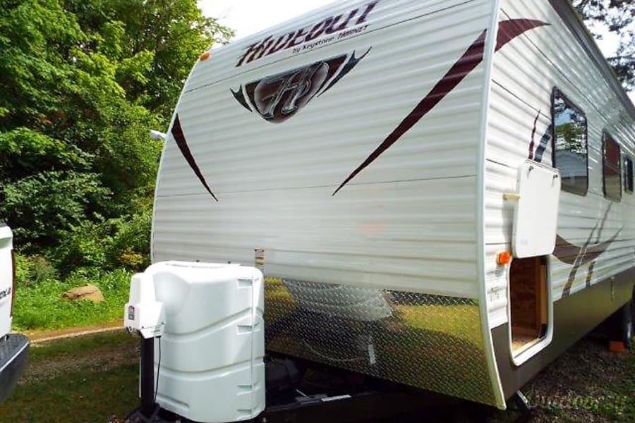 2014 Keystone Hornet Hideout: Delivery Avaliable Woodfin, North Carolina