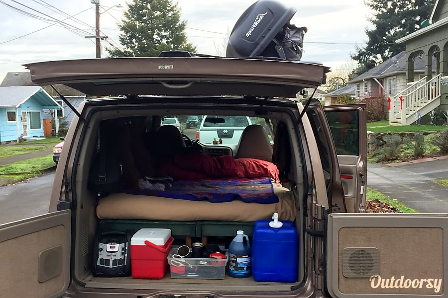 Chuck // All-Wheel-Drive Portland, OR