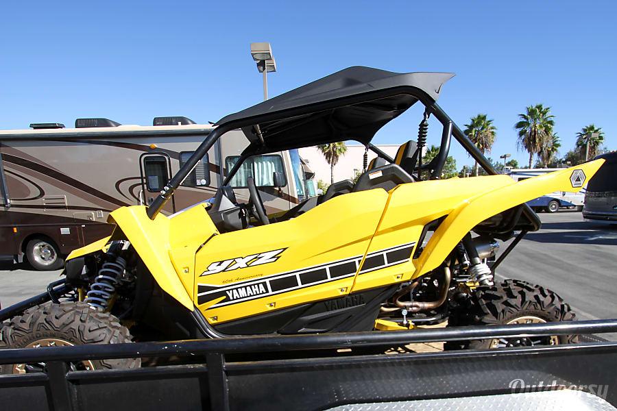 2017 Yamaha YXZ1000R Rancho Santa Margarita , CA