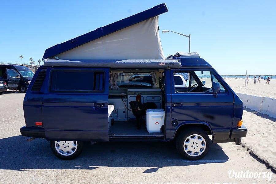 exterior 1990 Volkswagen Westfalia San Diego, CA