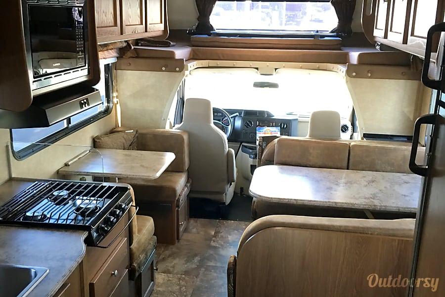 interior 2015 Coachmen Leprechaun Livermore, CA