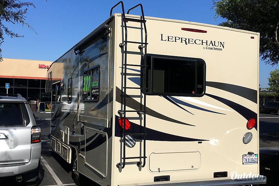 2015 Coachmen Leprechaun Livermore, California