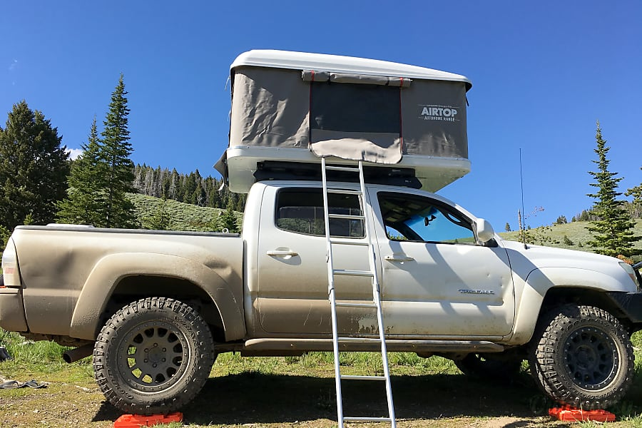 2006 Toyota Tacoma Motor Home Other Rental In Livingston