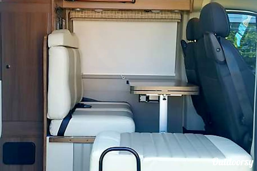 interior Everything is included, just bring your cloths!!! This van sleeps 4!!! Port St. Lucie, FL