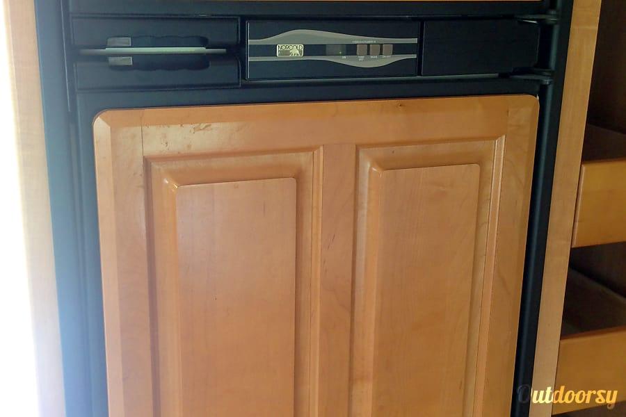 2003 Jayco Blanchard, Oklahoma Nice appliances!