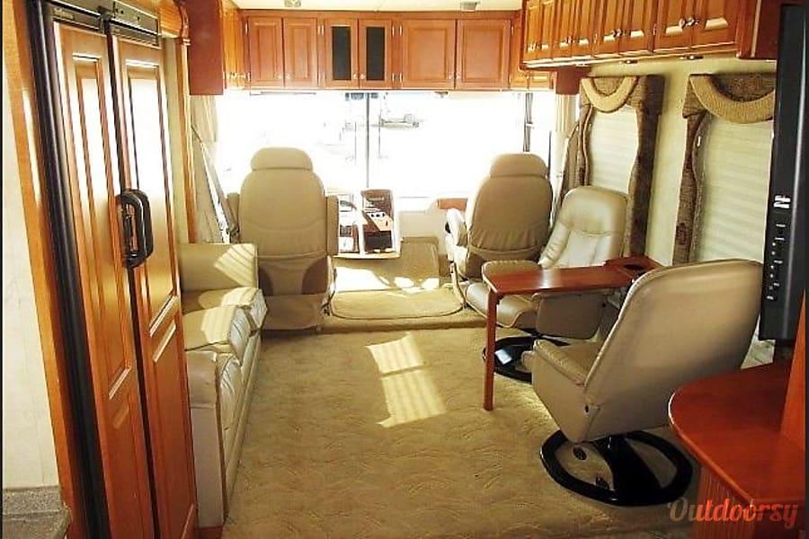 interior 2008 Gulf Stream Sun Voyager Anacortes, WA