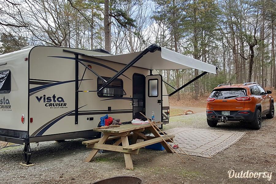 exterior Ultimate lightweight and trendy travel trailer! Nashville, TN